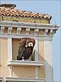 """""""Waiting"""" (Palazzo Grassi, Venise) (6159437877).jpg"""