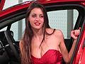 """ 12 - ITALY - FIAT - Bologna motor show - ragazza immagine - showgirl 2.jpg"