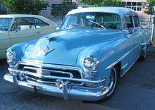 Chrysler New Yorker - Wikipedia on