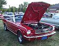 '66 Ford Mustang Convertible (Auto classique VAQ Mont St-Hilaire '11).jpg