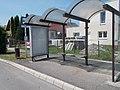 'Siófok, Sziget u.' bus stop, 2019 Siófok.jpg