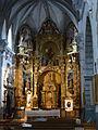 Ágreda - Iglesia de San Juan Bautista - Retablo mayor.jpg