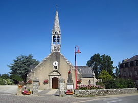 The church of Saint-Pierre and Saint-Paul, in Le Trévoux