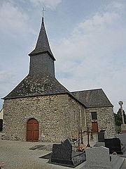 Église Saint-Siméon-le-Stylite de Ferrières