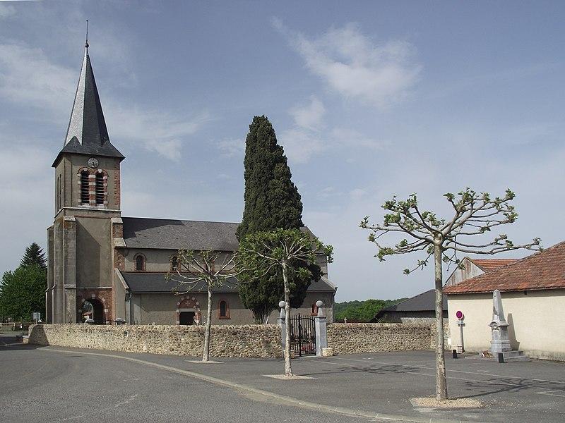Église de Clarens (Hautes-Pyrénées, France)