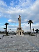 ?zmir Clock Tower
