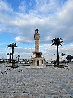 İzmir Metropolitan municipality in Aegean, Turkey