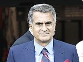0baa004af3b Şenol Güneş, the current manager of the Turkey national football team.