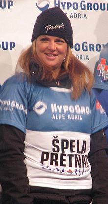 Špela Pretnar Zagreb 2009.jpg