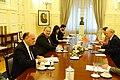 Συνάντηση ΥΠΕΞ, Ν. Κοτζιά, με Υπουργό Εξωτερικών Πορτογαλίας, A.S. Silva (11.04.2016) (26364723255).jpg