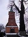 Башня звонницы Свято-никольского собора в Калининграде (Юдиттен-кирхи).JPG