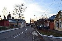 Брусенский монастырь, северо-восточные ворота, Казакова ул.jpg