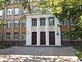 Будівля, де сержант І.Я.Шатров підняв червоний прапор на честь звільнення м. Білгород-Дністровського.jpg