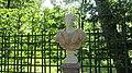 Бюст женщины в розовой драпировке.JPG