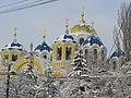 Володимирський собор узимку бані.JPG