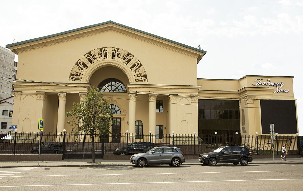 Театр александра градского артисты