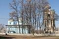 Дзвіниця церкви Різдва Богородиці в c.Байраки.JPG