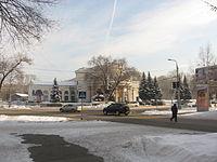 Кинотеатр Коммунар (Январь 2008).JPG
