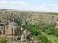 Національний природний парк «Бузький Гард». Актовський каньон 07.jpg