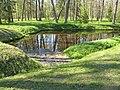 Ораниенбаусм. Верхний парк. Пруды западнее Липовой аллеи.jpg