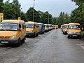 Остановка маршрутных такси в Обнинске.JPG