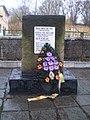 Пам'ятний знак на місці збройного повстання.JPG