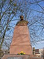 Пам'ятник Т. Г. Шевченку (Острог) DSCF2251.JPG