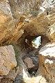 Пещера и проход к Акрополю. Античный город Книд (Книдос). Mugla. Turkey. Июнь 2015 - panoramio.jpg