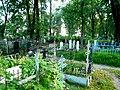 Погост на Туговой горе в Ярославле • Вид рядом со входом - panoramio.jpg