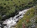 Поток питающий р. Большой зеленчук - panoramio.jpg