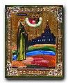 Прп. Варнава Ветлужский. Икона. XIX в. (Частное собрание. Н. Новгород).jpg