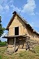 Реконструкція Трипільського житла в музеї в селі Легедзино на черкащині, Україна.jpg