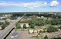 "Рига (Латвия) Офисный центр ""Европа"" - вид на Северо-Восток - panoramio.jpg"