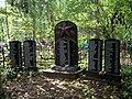 Рождествено, монумент на кладбище.jpg
