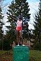 Санаторий «Конккала». Советские скульптуры в парке. Фото 1.jpg