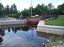 Сестрорецк СПб. Заводская плотина после реконструкции 2013 года1.JPG