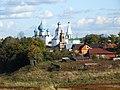 Суздаль вид со смотровой площадки - panoramio - Rudolf Malinovskij.jpg