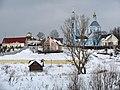Тула. Музей адмирала Руднева и Казанская церковь в д.Савино. 14-01-2011г. - panoramio.jpg