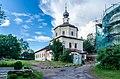 Церковь Николая Чудотворца Свято-Тихоновского женского монастыря (1697) в Торопце.jpg