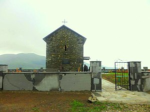 Stepanavan - The 13th century chapel of the Holy Saviour