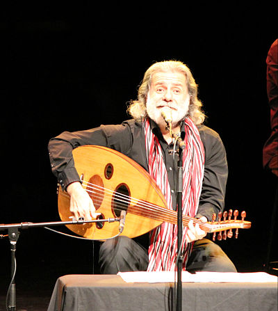 Picture of a band or musician: Marcel Khalife