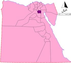 صورة معبرة عن القاهرة (محافظة)