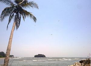 Dharmadom - Dharmadam Island