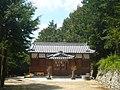 五條市西河内町 多賀神社 Taga-jinja, Nishikawachi-chō 2011.4.29 - panoramio (1).jpg