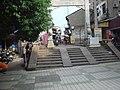 倒爬狮(曾经最繁华的个体经营一条街) - panoramio.jpg