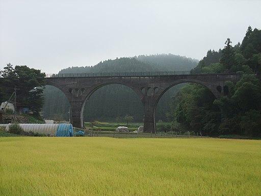 幸野川橋梁 - panoramio