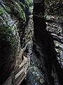 龙水峡地缝 - Longshuixia Canyon - 2015.04 - panoramio.jpg