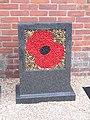 -2019-01-05 World War 1 100th Commemoration memorial, Beach Road, Mundesley (2).JPG