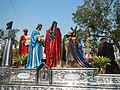 02768jfGood Friday processions Baliuag Augustine Parish Churchfvf 13.JPG