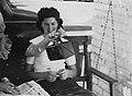 050 7-6 Grandma Cavnar with Great Grandma Bucy (8051198716).jpg